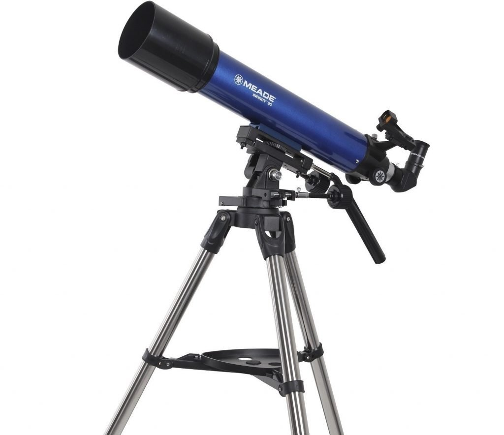 Meade Infinity 90mm AZ Refractor Telescope Main 2
