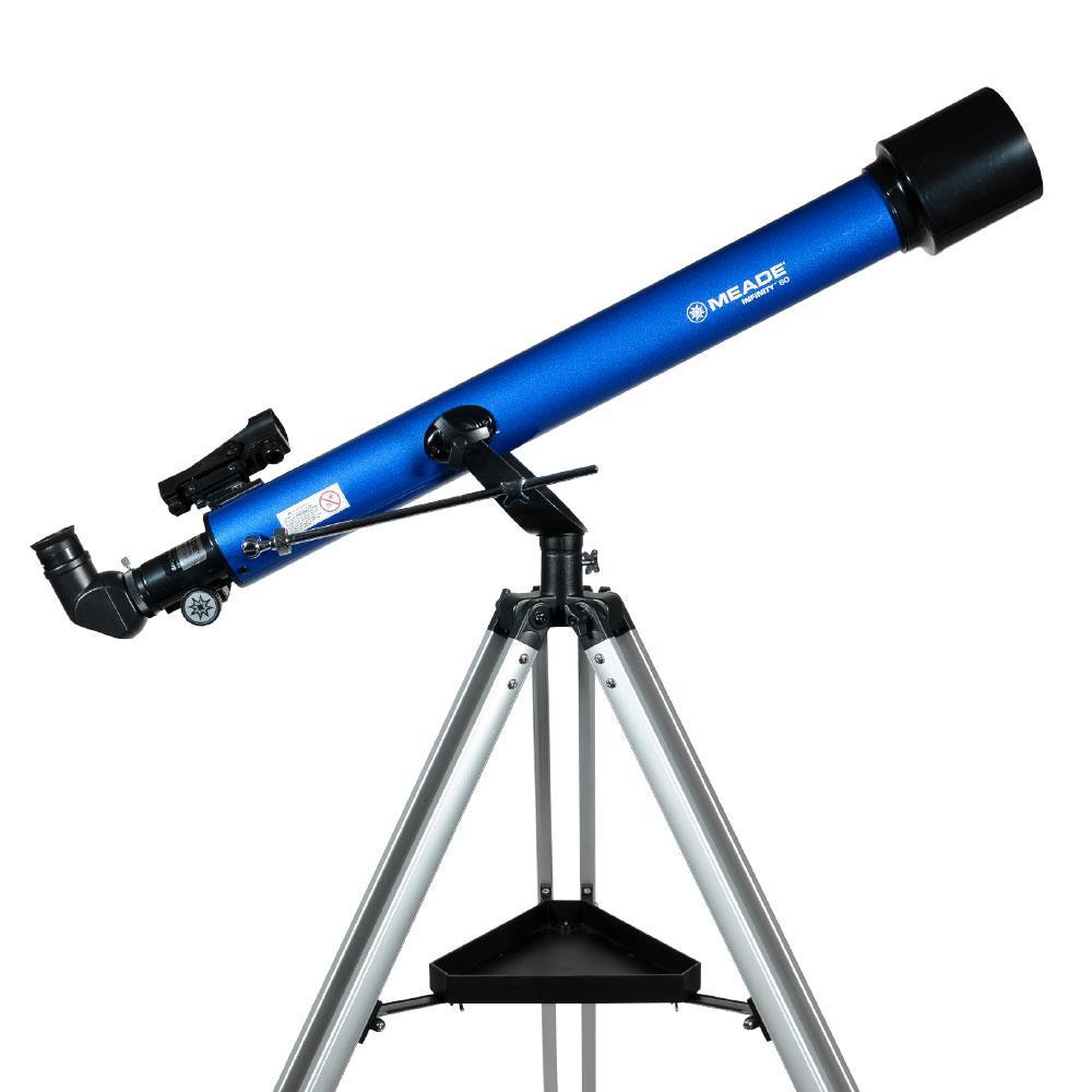 Meade Instruments Infinity 60mm AZ Refractor Telescope 2