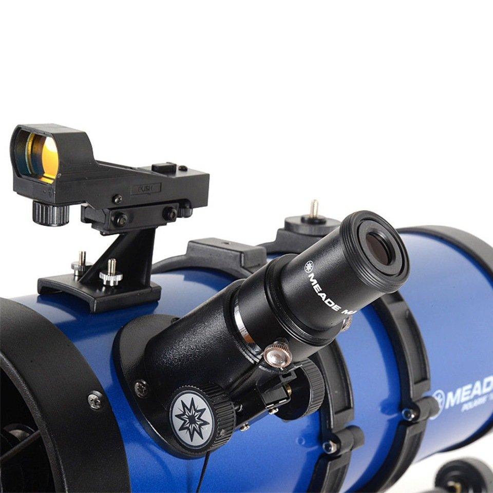 Meade Polaris 127 Optics