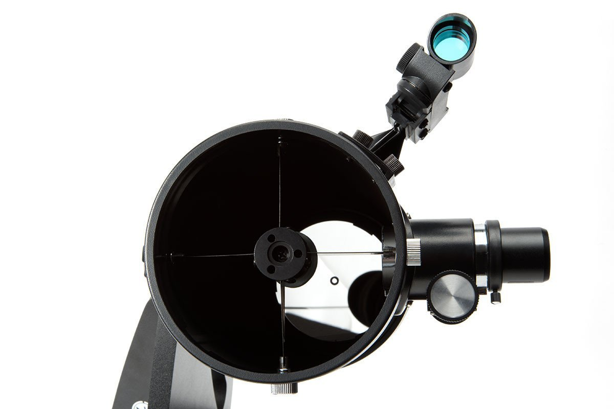 Zhumell Z114 Portable Altazimuth Reflector Telescope Optics