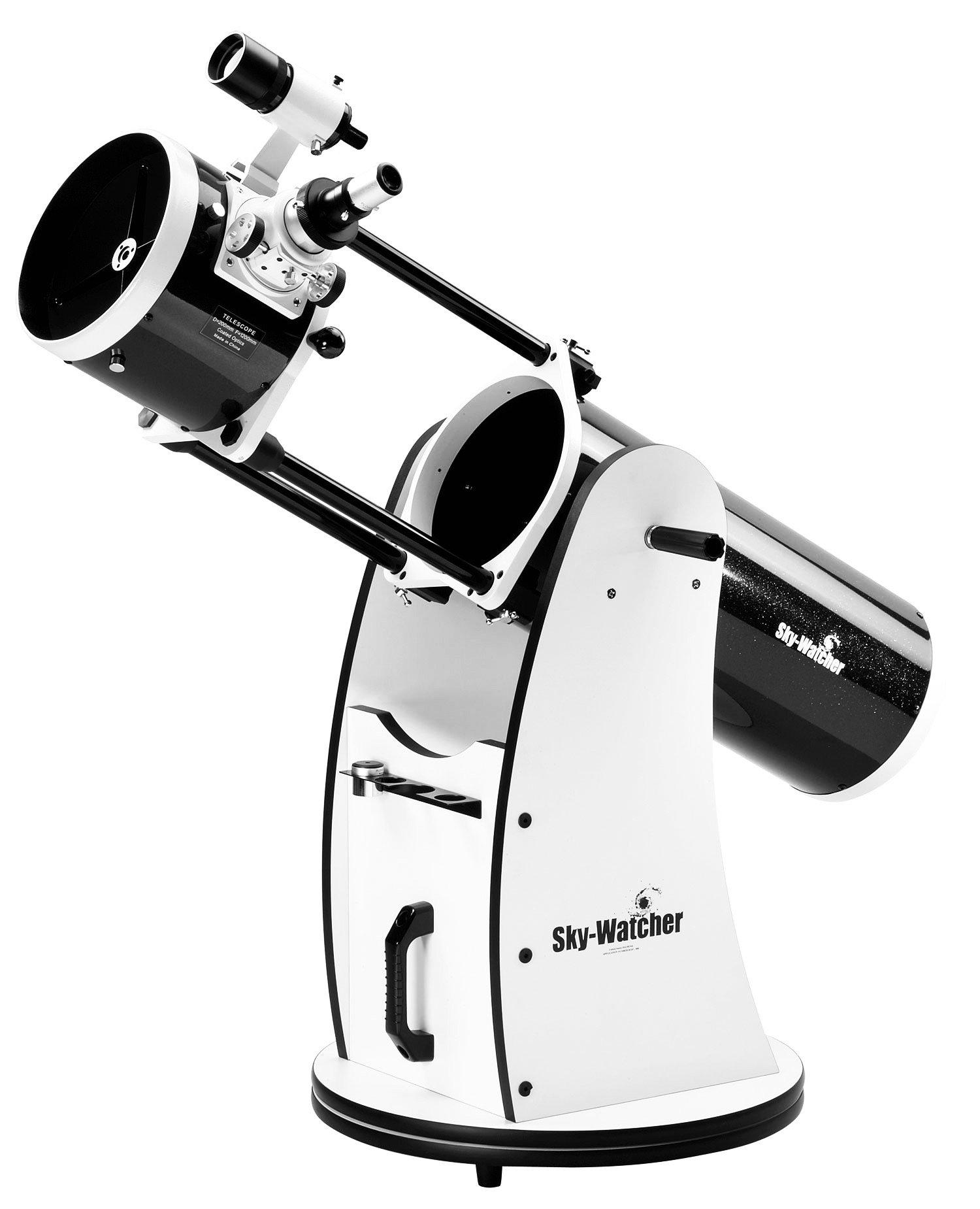 "skywatcher 8"" collapsible dobsonian telescope"