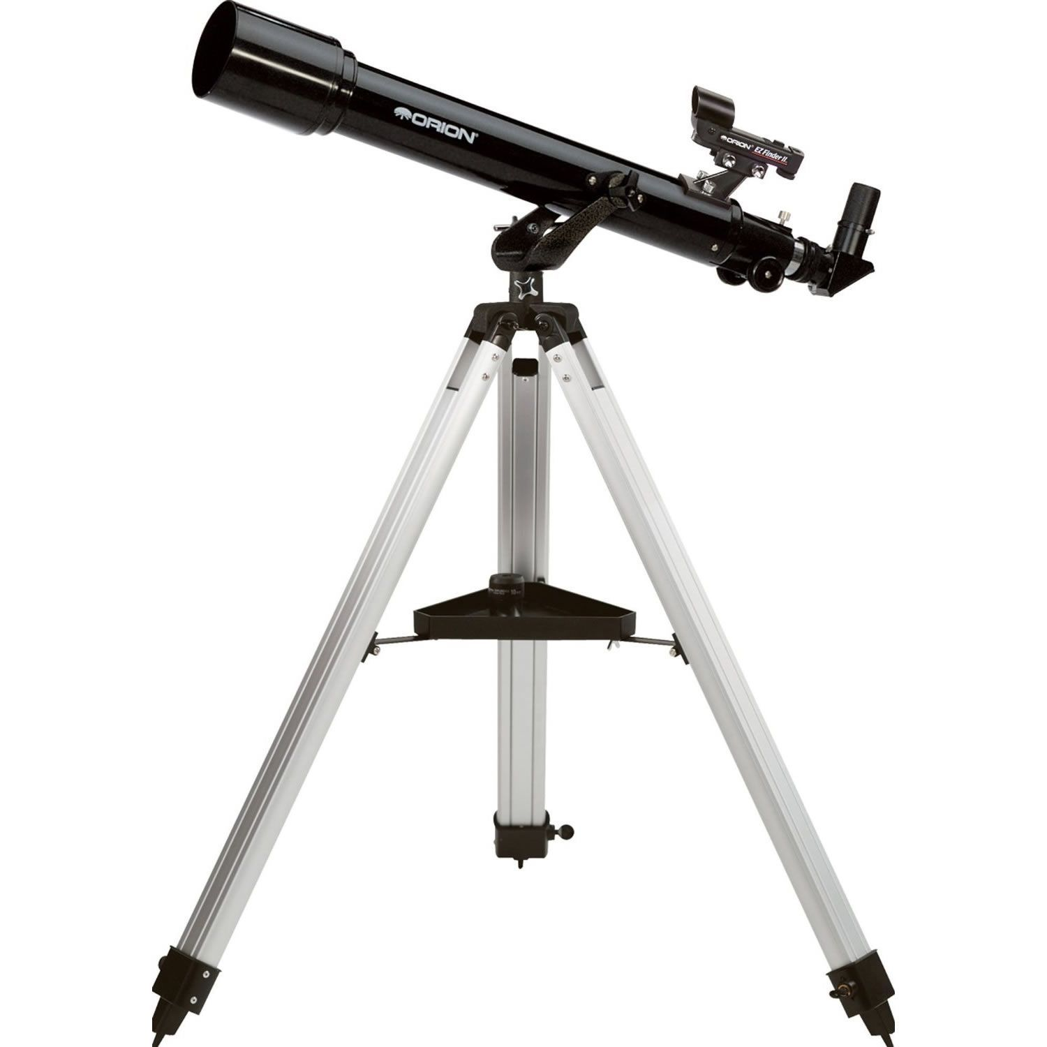 Orion Observer 70mm II AZ Refractor Side