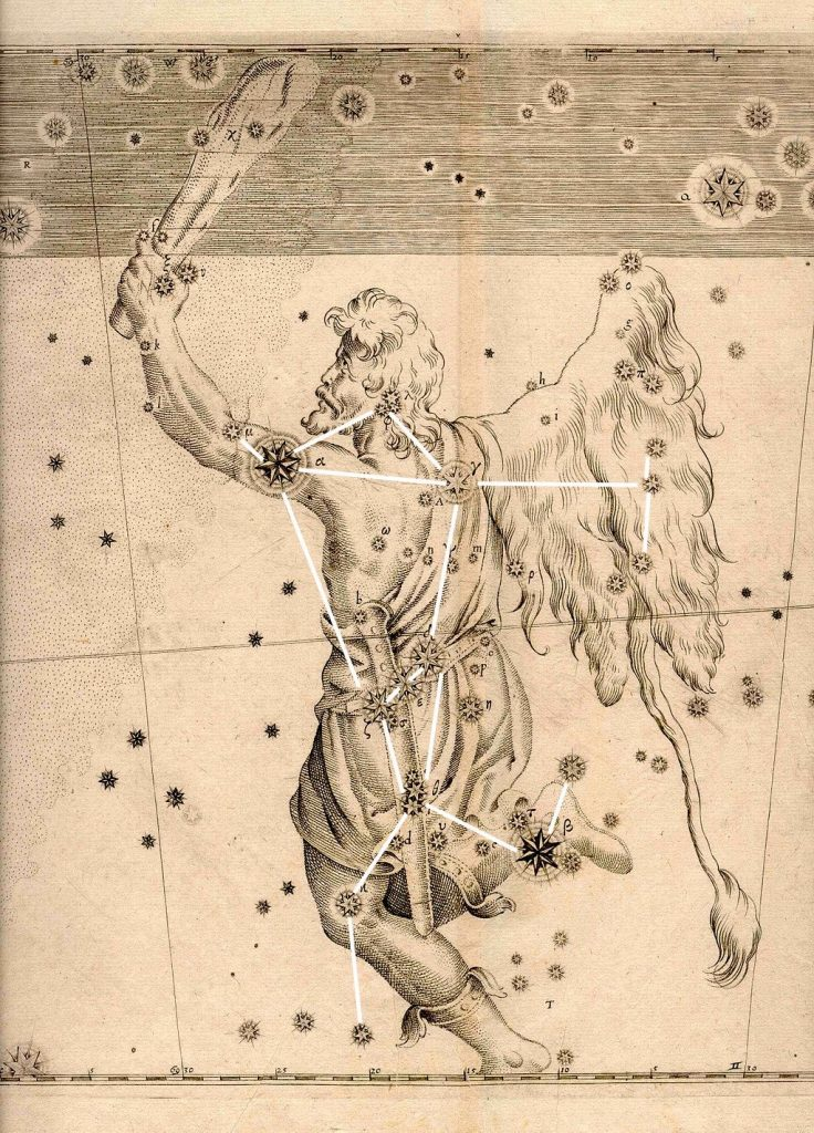 Orion Engraving