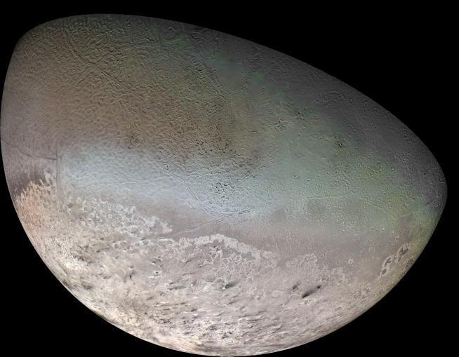 Triton, NASA