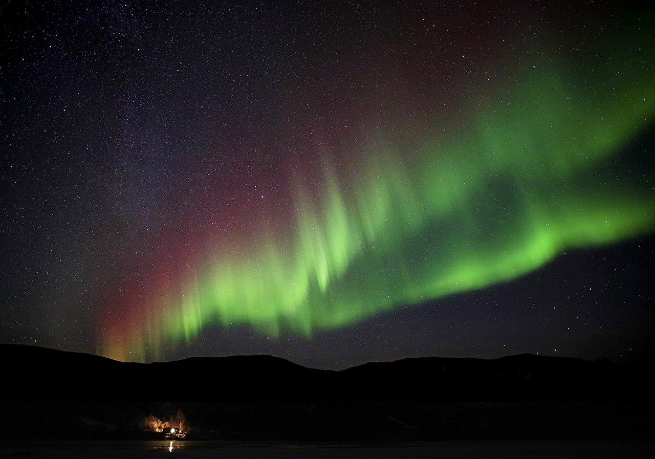 All Color Aurora