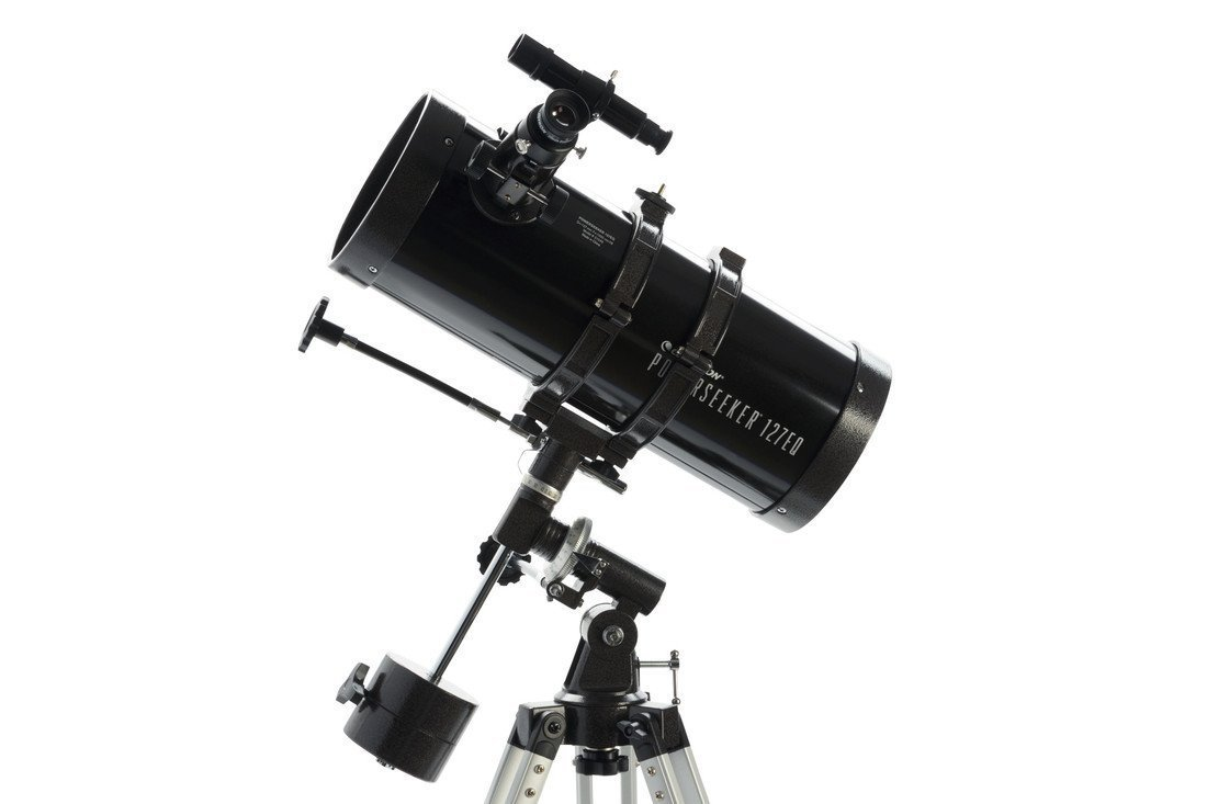 Celestron PowerSeeker 127EQ Telescope Review Cover