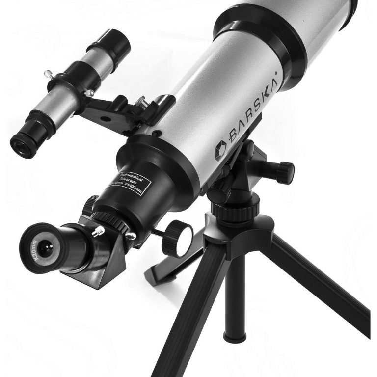 Barska StarWatcher 400x70 Review Optics