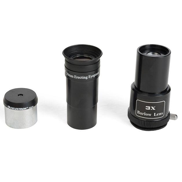Celestron ExploraScope 114AZ Accessories