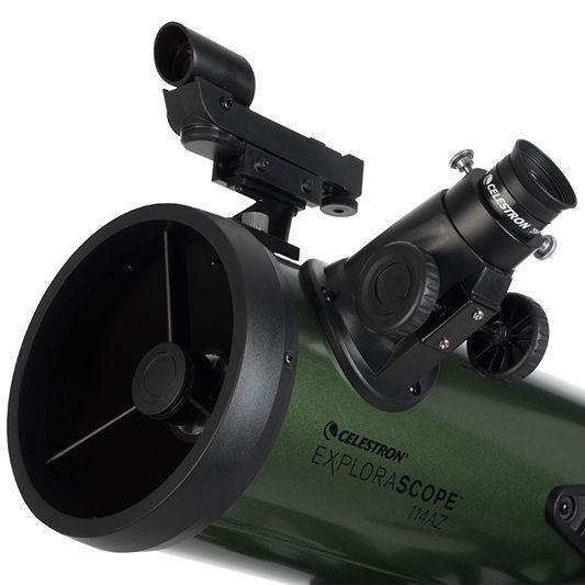 Celestron ExploraScope 114AZ Focuser