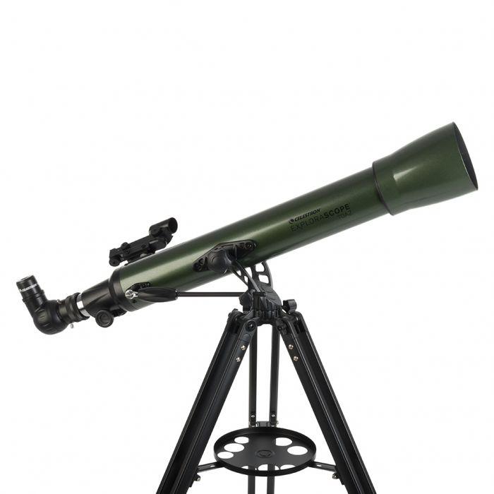 Celestron ExploraScope 70AZ Refractor Telecope