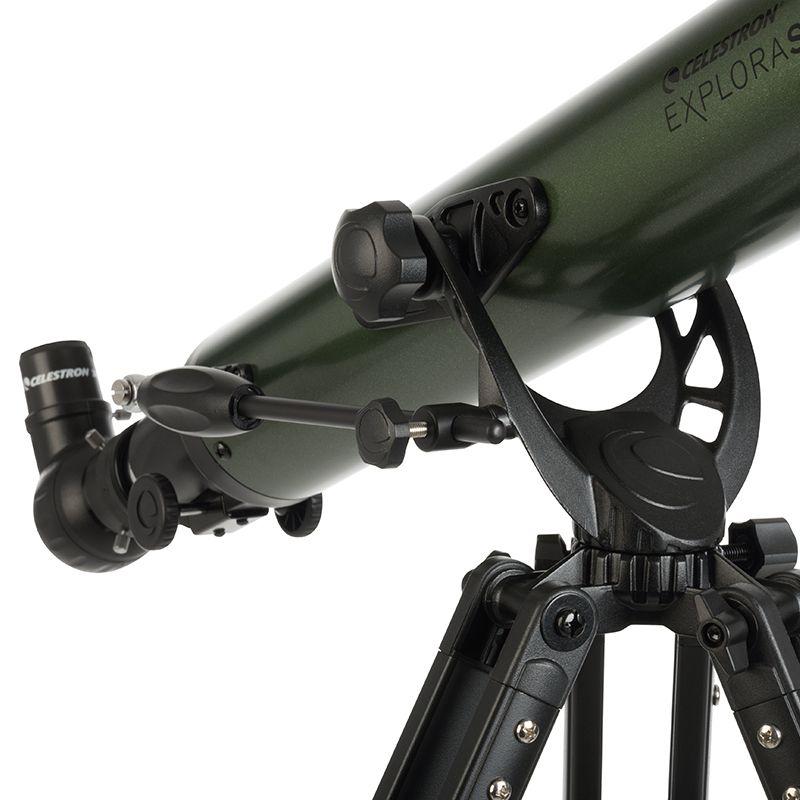Celestron ExploraScope 70AZ Refractor Telecope Mount