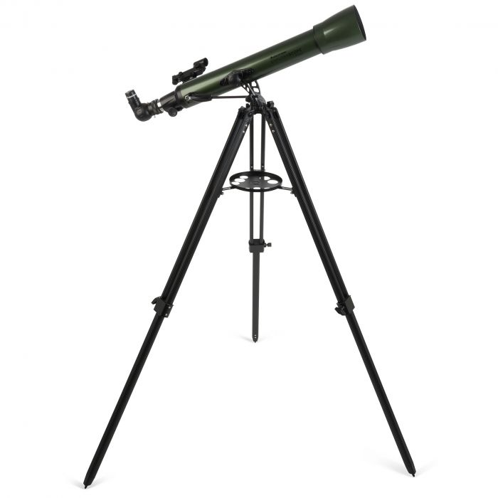 Celestron ExploraScope 70AZ Refractor Telecope Tripod