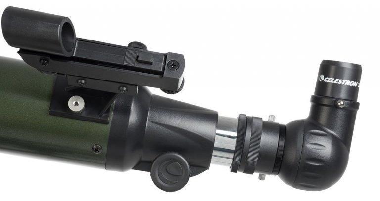 Celestron ExploraScope 80AZ Focuser