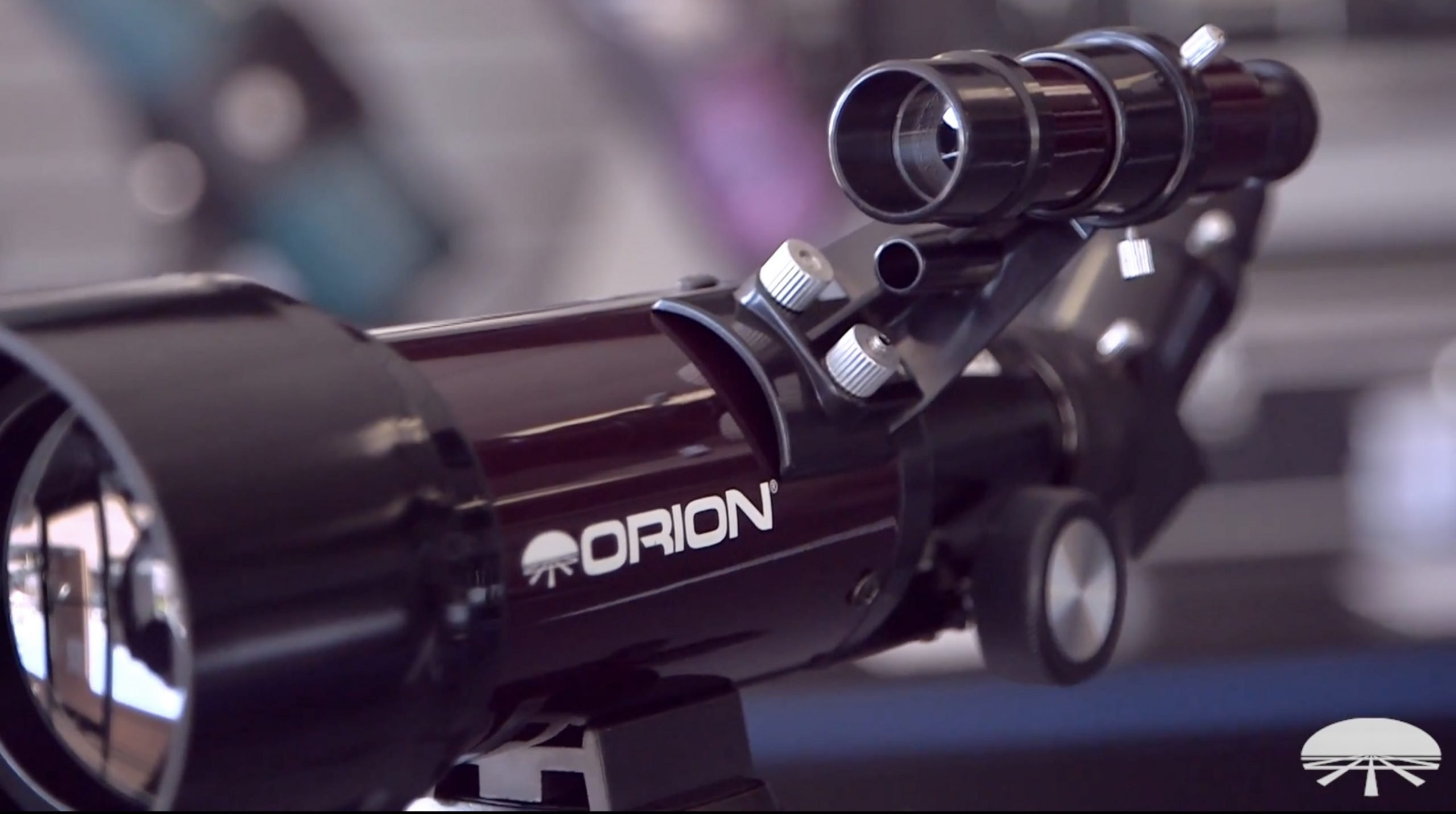 Orion GoScope 70 Review Optical Tube
