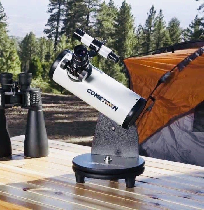 Celestron Cometron 114AZ Review Photo