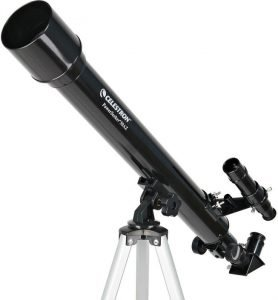 Celestron PowerSeeker 50AZ Review Optical Tube
