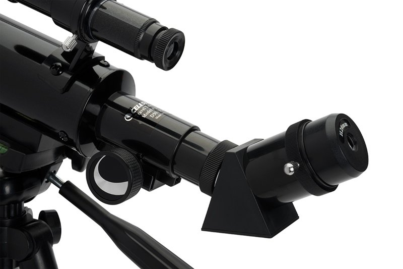 Celestron Travel Scope 50 Review Focuser