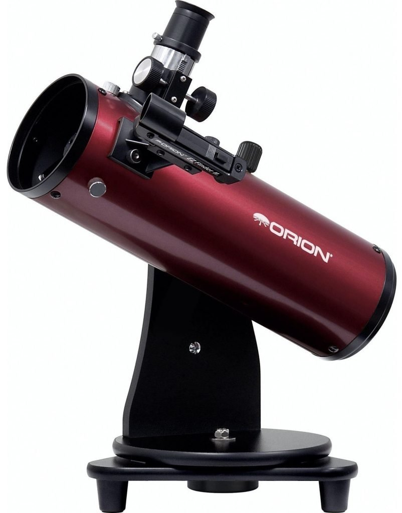 Orion SkyScanner 100mm TableTop Reflector Telescope Main