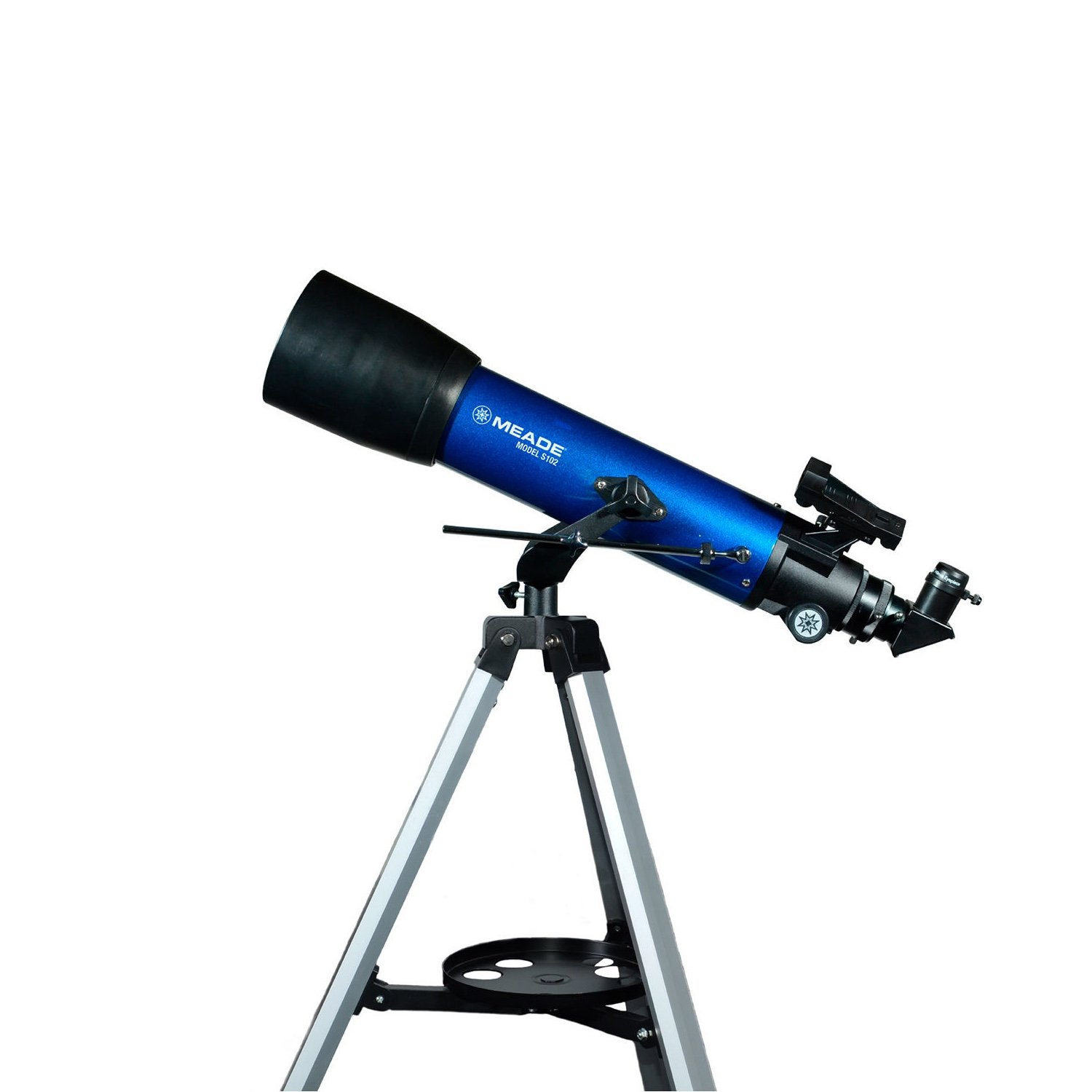 Meade_Model_S102_Review_Accessories