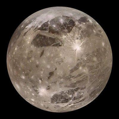 Ganymede, NASA