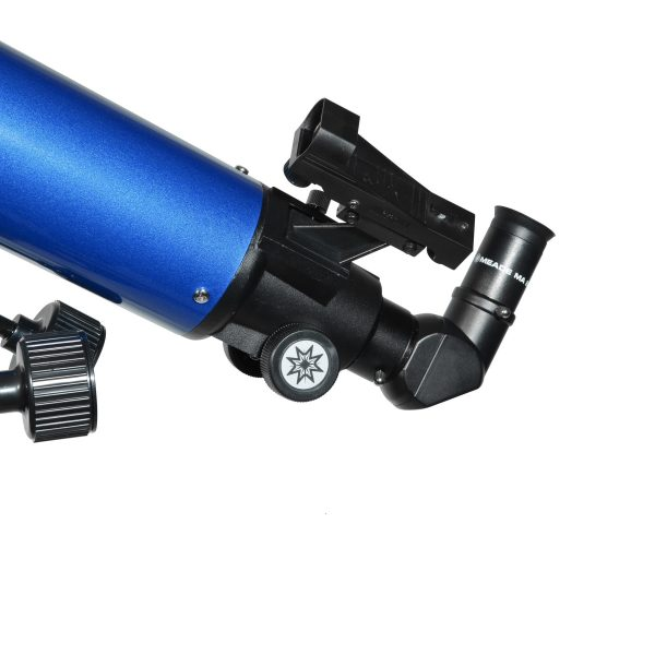 Meade Infinity 90mm AZ Refractor Telescope Optics