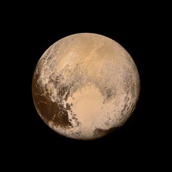 Pluto, NASA