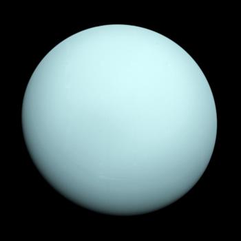 Uranus, NASA